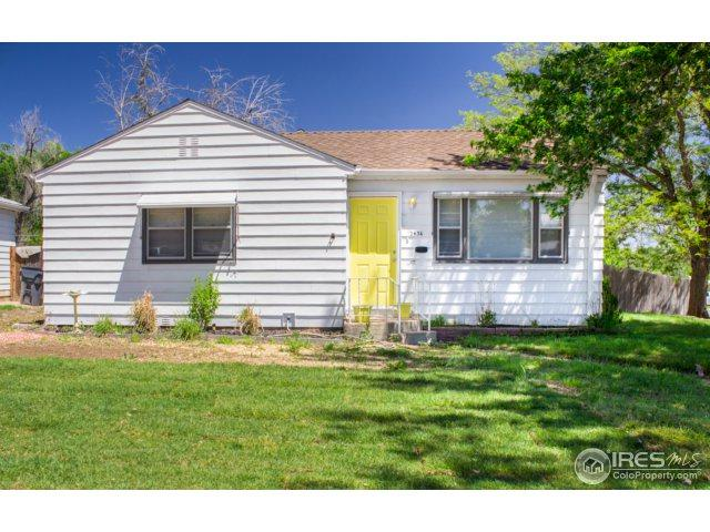 2436 16th Ave, Greeley, CO 80631 (MLS #821743) :: 8z Real Estate