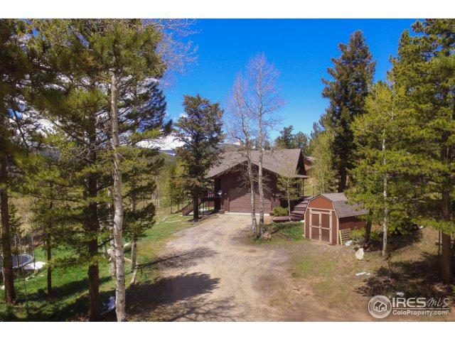 91 Foxtail Dr, Black Hawk, CO 80422 (MLS #821853) :: 8z Real Estate