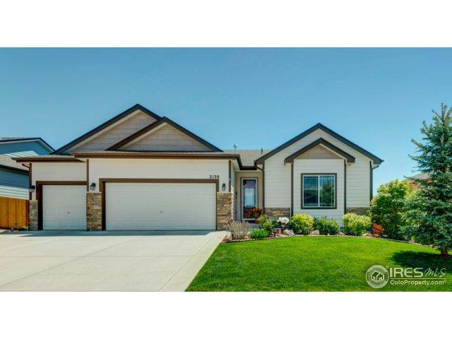 2130 Vancorum Cir, Loveland, CO 80538 (MLS #821926) :: 8z Real Estate