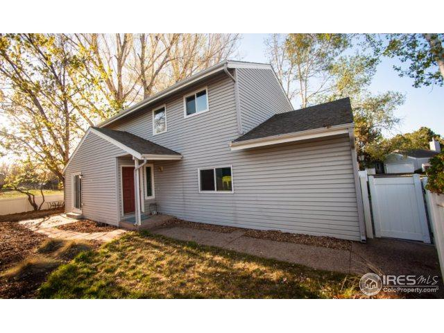 1950 29th Ave, Greeley, CO 80634 (MLS #821927) :: 8z Real Estate