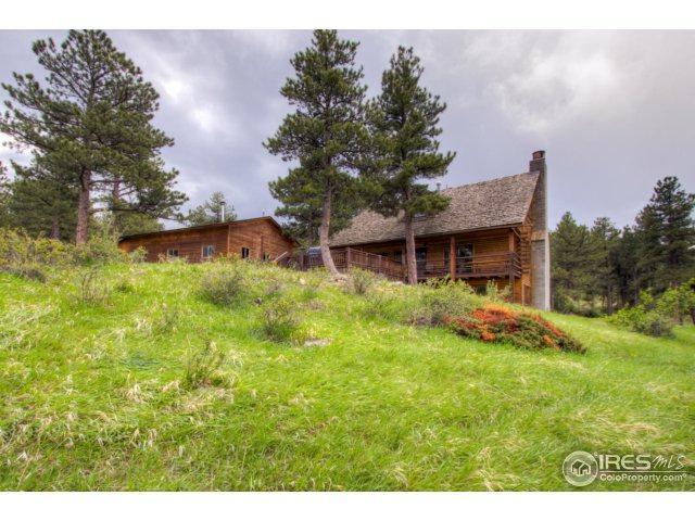 153 Elk Ridge Ln, Boulder, CO 80302 (#821979) :: The Peak Properties Group
