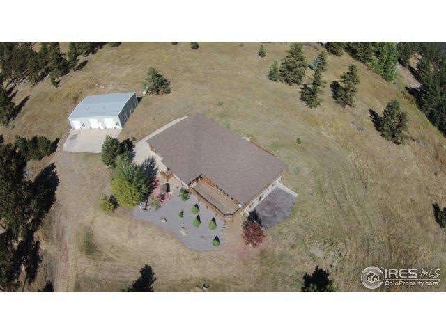 121 Bandit Rock Rd, Drake, CO 80515 (MLS #821991) :: 8z Real Estate