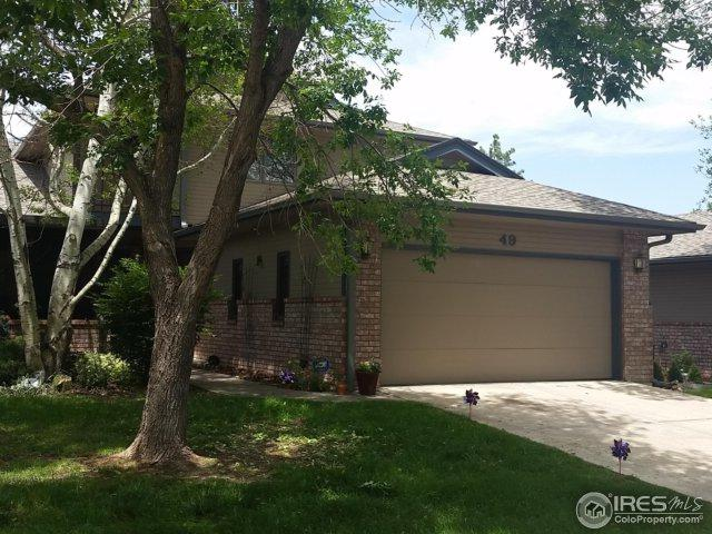 2010 46th Ave #49, Greeley, CO 80634 (MLS #822030) :: 8z Real Estate