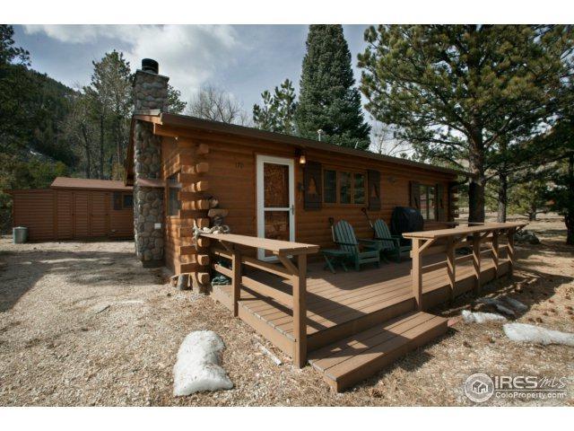 170 Riverside Dr, Bellvue, CO 80512 (MLS #822047) :: 8z Real Estate