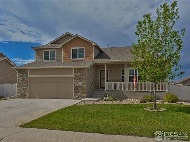 2553 Rosemary Ln, Mead, CO 80542 (MLS #822055) :: 8z Real Estate