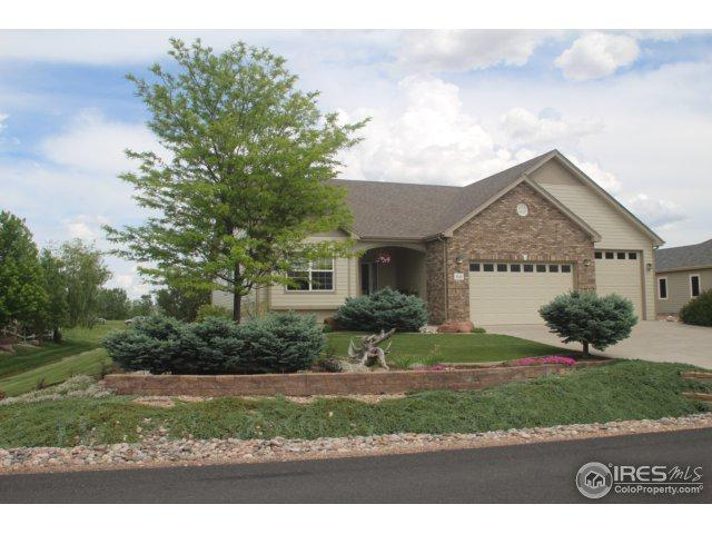 1222 Baldridge Dr, Severance, CO 80615 (MLS #822072) :: 8z Real Estate