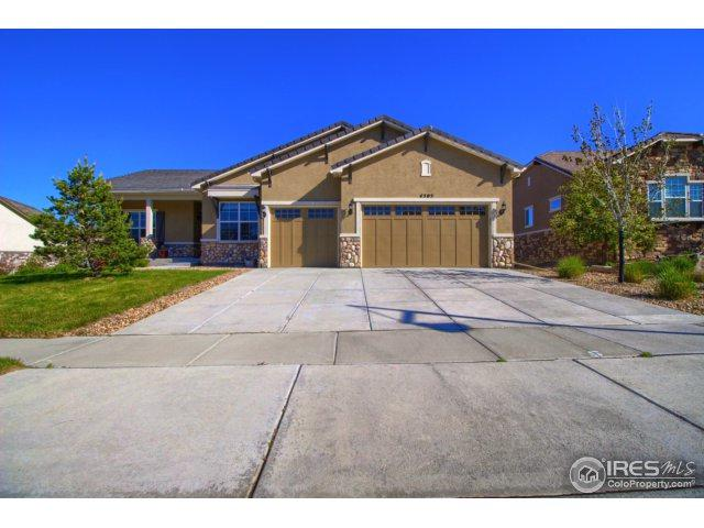 4305 Crystal Dr, Broomfield, CO 80023 (MLS #822104) :: 8z Real Estate