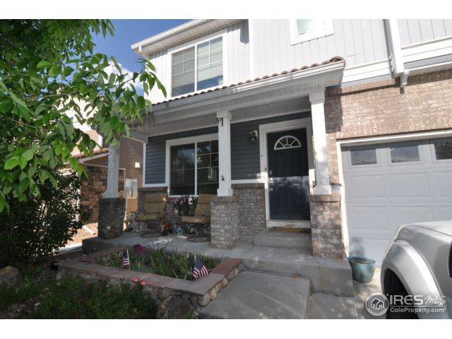 3907 Heatherwood Cir, Johnstown, CO 80534 (MLS #822120) :: 8z Real Estate