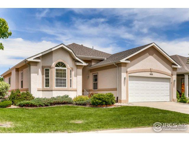 955 Champion Cir, Longmont, CO 80503 (MLS #822162) :: 8z Real Estate