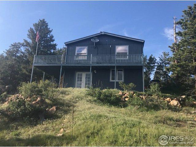50 Pine Dr, Lyons, CO 80540 (MLS #822232) :: 8z Real Estate