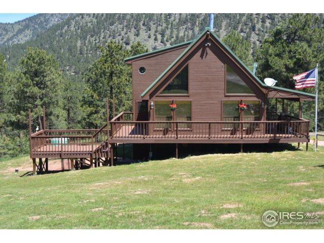 181 Sawmill Rd, Loveland, CO 80537 (MLS #822260) :: 8z Real Estate