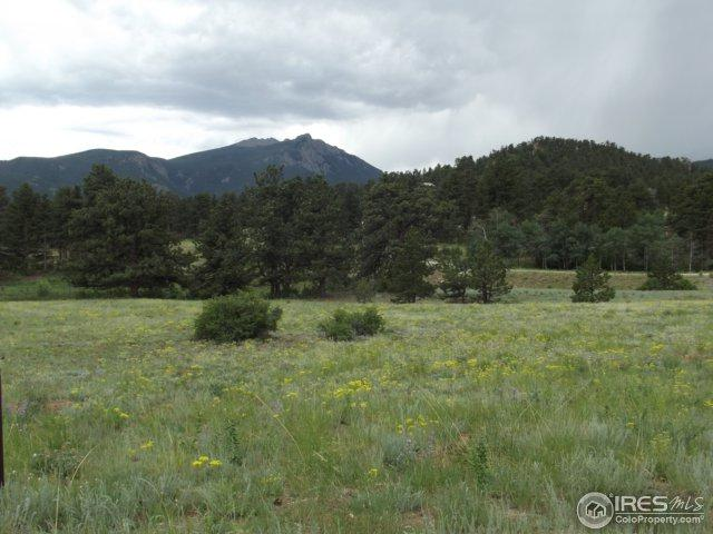 0 Pawnee Ln, Estes Park, CO 80517 (MLS #822271) :: 8z Real Estate
