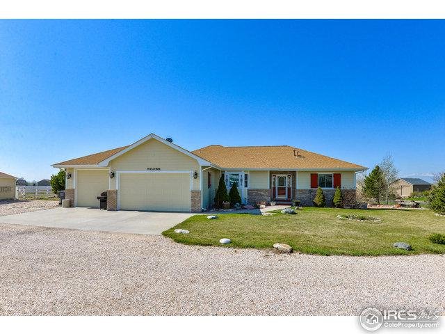 4404 Indigo Dr, Severance, CO 80550 (MLS #822289) :: The Forrest Group