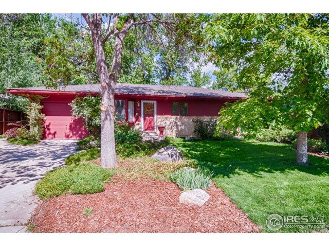 285 S 38th St, Boulder, CO 80305 (MLS #822330) :: 8z Real Estate