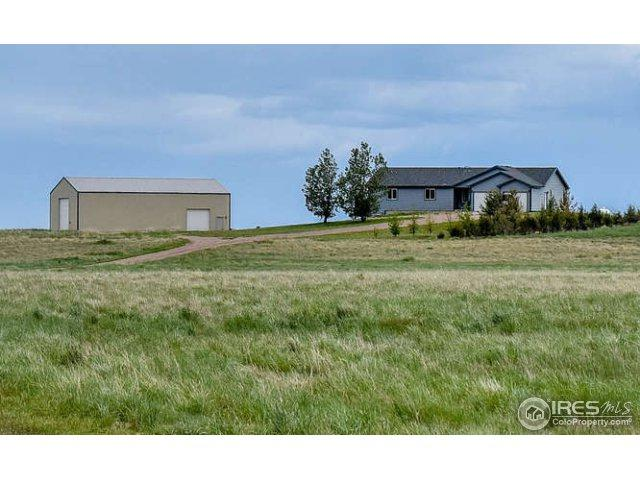 16498 County Road 100, Nunn, CO 80648 (MLS #822334) :: 8z Real Estate