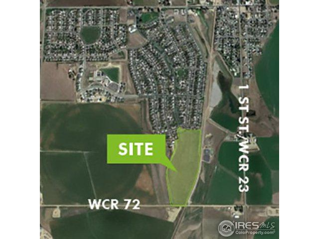 2251 N Wcr 72, Severance, CO 80546 (MLS #822368) :: The Forrest Group