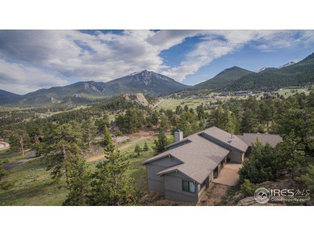 2102 Ute Ct, Estes Park, CO 80517 (MLS #822375) :: 8z Real Estate