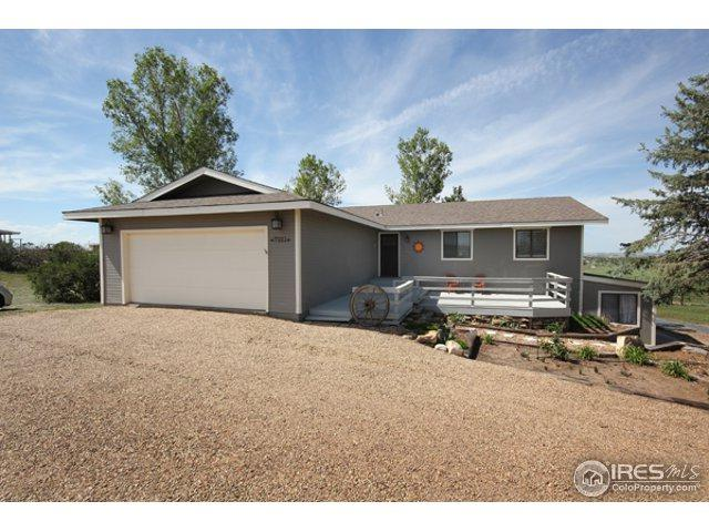7991 W 28th St, Greeley, CO 80634 (MLS #822391) :: 8z Real Estate