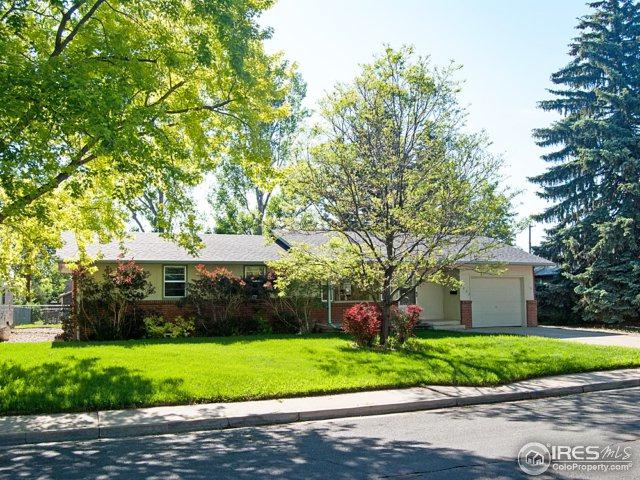 3202 N Sheridan Ave, Loveland, CO 80538 (#822405) :: The Peak Properties Group