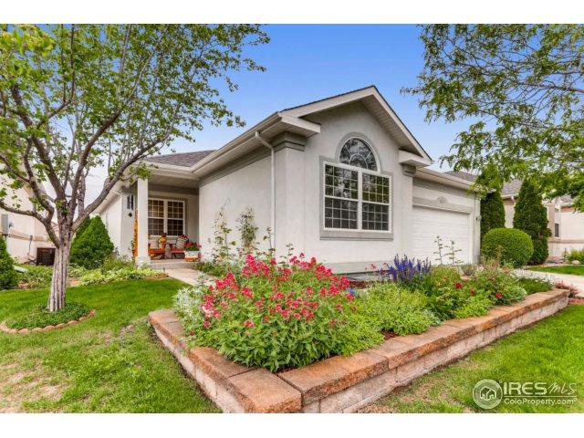 951 Champion Cir, Longmont, CO 80503 (MLS #822414) :: 8z Real Estate