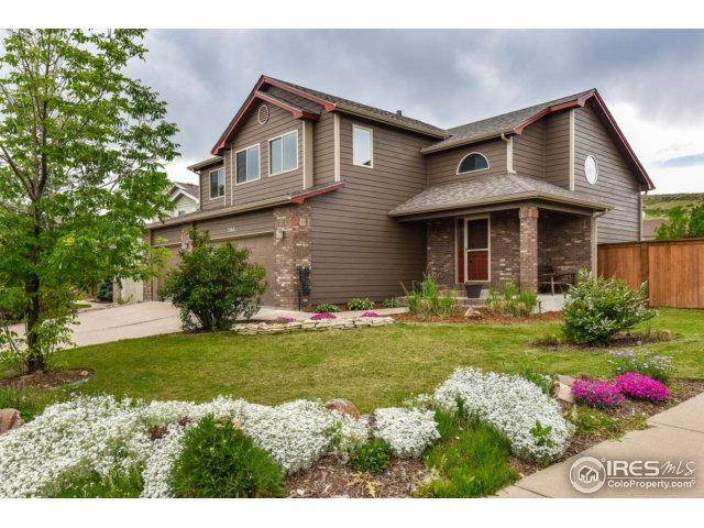 3563 Sunflower Way, Fort Collins, CO 80521 (MLS #822422) :: 8z Real Estate