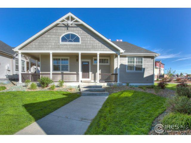 2917 67th Ave Way, Greeley, CO 80634 (MLS #822440) :: 8z Real Estate