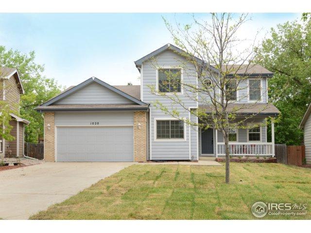 1020 Argento Dr, Fort Collins, CO 80521 (MLS #822463) :: 8z Real Estate