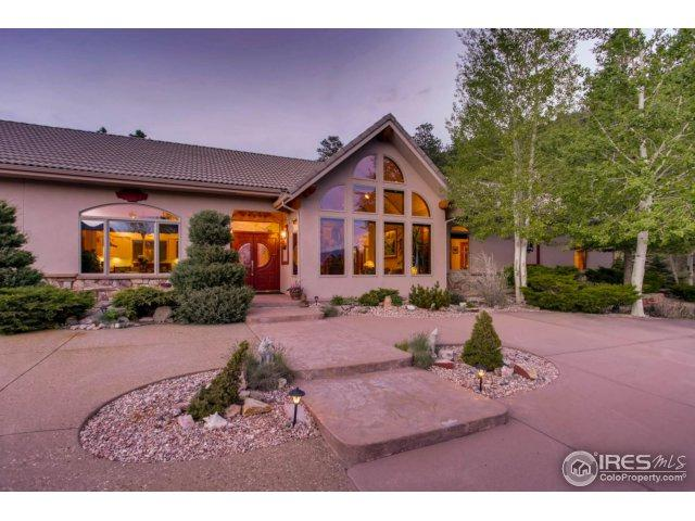 0 Dry Gulch Rd, Estes Park, CO 80517 (MLS #822487) :: 8z Real Estate