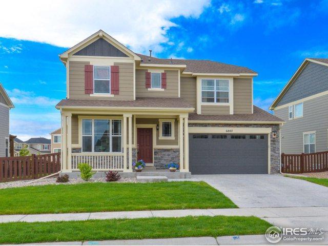 6807 Rainier Rd, Timnath, CO 80547 (MLS #822504) :: 8z Real Estate