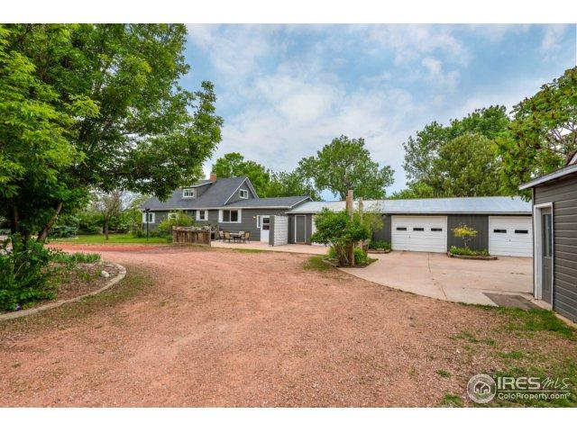 608 W County Road 66E, Fort Collins, CO 80524 (MLS #822566) :: 8z Real Estate