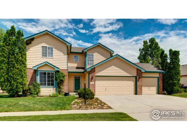 250 N Dotsero Ave, Loveland, CO 80537 (MLS #822571) :: 8z Real Estate