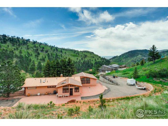 5395 Olde Stage Rd, Boulder, CO 80302 (MLS #822598) :: 8z Real Estate