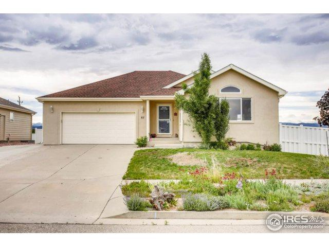 87 Sioux Dr, Berthoud, CO 80513 (MLS #822607) :: 8z Real Estate