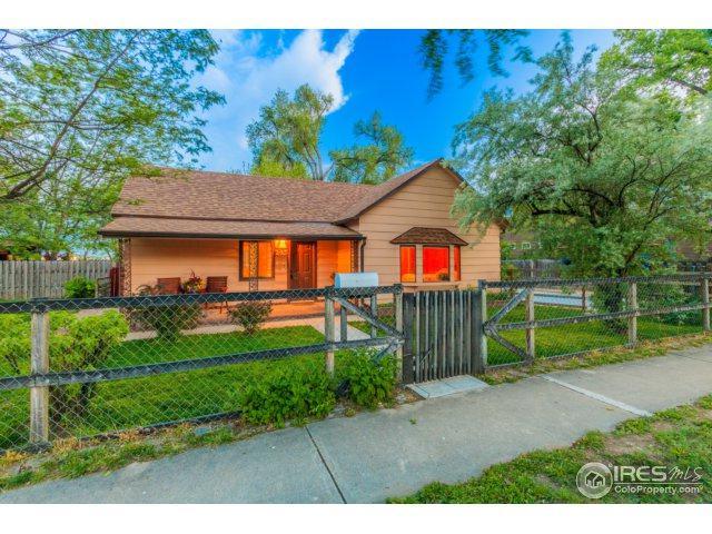 203 4th Ave, Longmont, CO 80501 (MLS #822620) :: 8z Real Estate