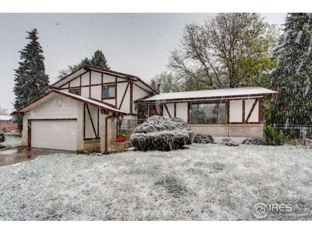 1731 27th Ave, Greeley, CO 80634 (#822666) :: The Peak Properties Group