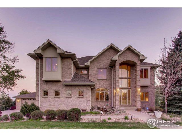 16444 W 52nd Pl, Golden, CO 80403 (MLS #822692) :: 8z Real Estate