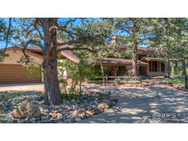 2828 S Lakeridge Trl, Boulder, CO 80302 (MLS #822811) :: 8z Real Estate