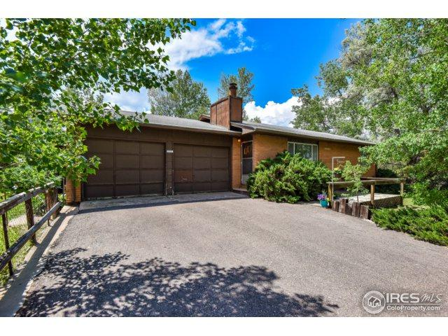 1701 S County Road 21, Loveland, CO 80537 (MLS #822826) :: 8z Real Estate