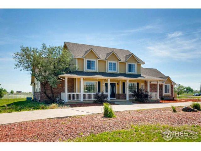 14620 N Meadow Woods St, Brighton, CO 80603 (MLS #822836) :: 8z Real Estate