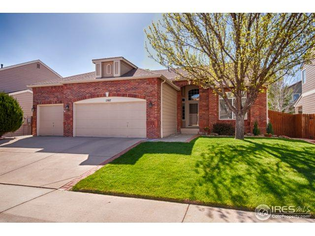 1507 Chukar Dr, Longmont, CO 80504 (MLS #822895) :: 8z Real Estate