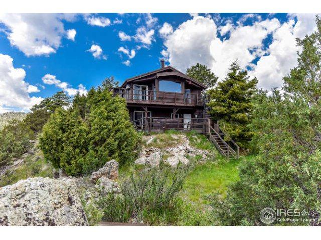 602 Elkridge Dr, Glen Haven, CO 80532 (MLS #822935) :: 8z Real Estate