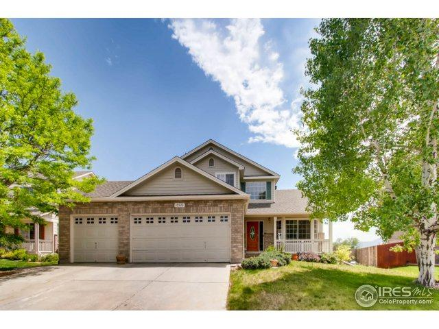 10522 W 54th Pl, Arvada, CO 80002 (MLS #822937) :: 8z Real Estate
