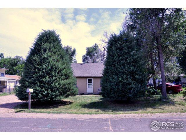 718 40th St, Evans, CO 80620 (MLS #822957) :: 8z Real Estate