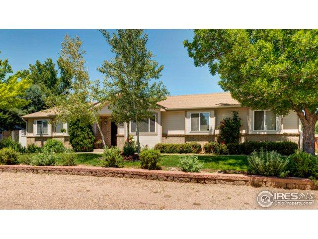 711 E 20th St, Greeley, CO 80631 (MLS #822978) :: 8z Real Estate
