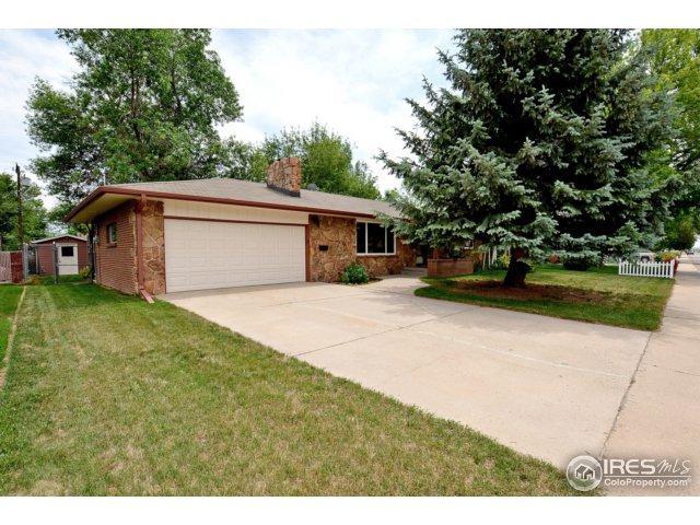 2012 Van Buren Ave, Loveland, CO 80538 (#822994) :: The Peak Properties Group