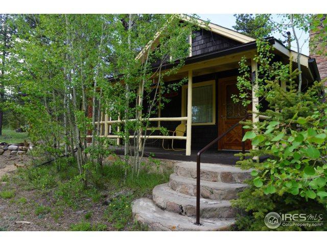 0 173 And 175 Bill Waite Rd, Allenspark, CO 80510 (MLS #823070) :: 8z Real Estate