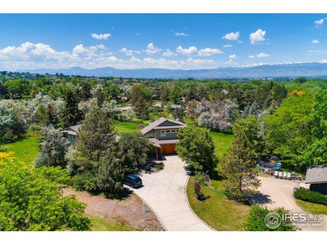 7103 Pine Cone Ct, Niwot, CO 80503 (MLS #823090) :: 8z Real Estate
