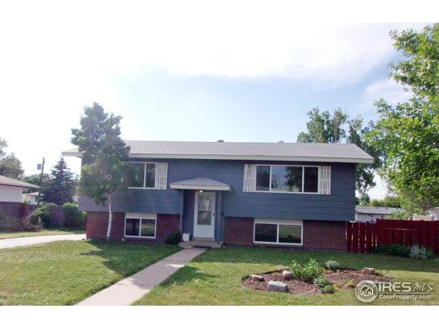 2611 W 15th St, Greeley, CO 80634 (#823104) :: The Peak Properties Group