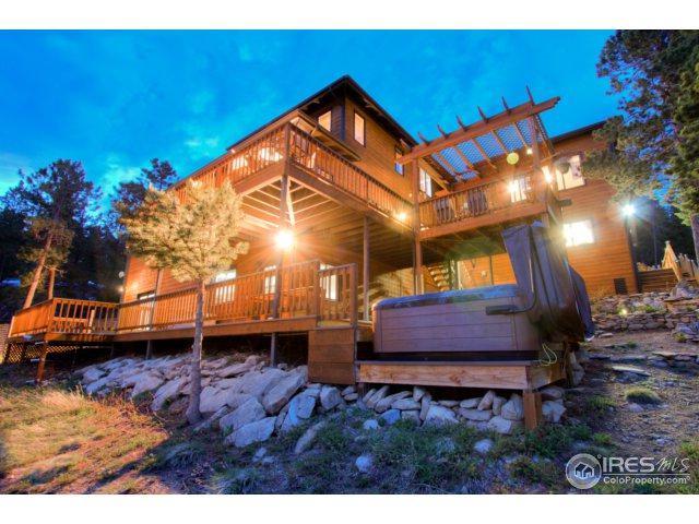 34628 Lyttle Dowdle Dr, Golden, CO 80403 (MLS #823120) :: 8z Real Estate
