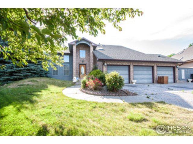4129 W 15th St Ln, Greeley, CO 80634 (#823122) :: The Peak Properties Group